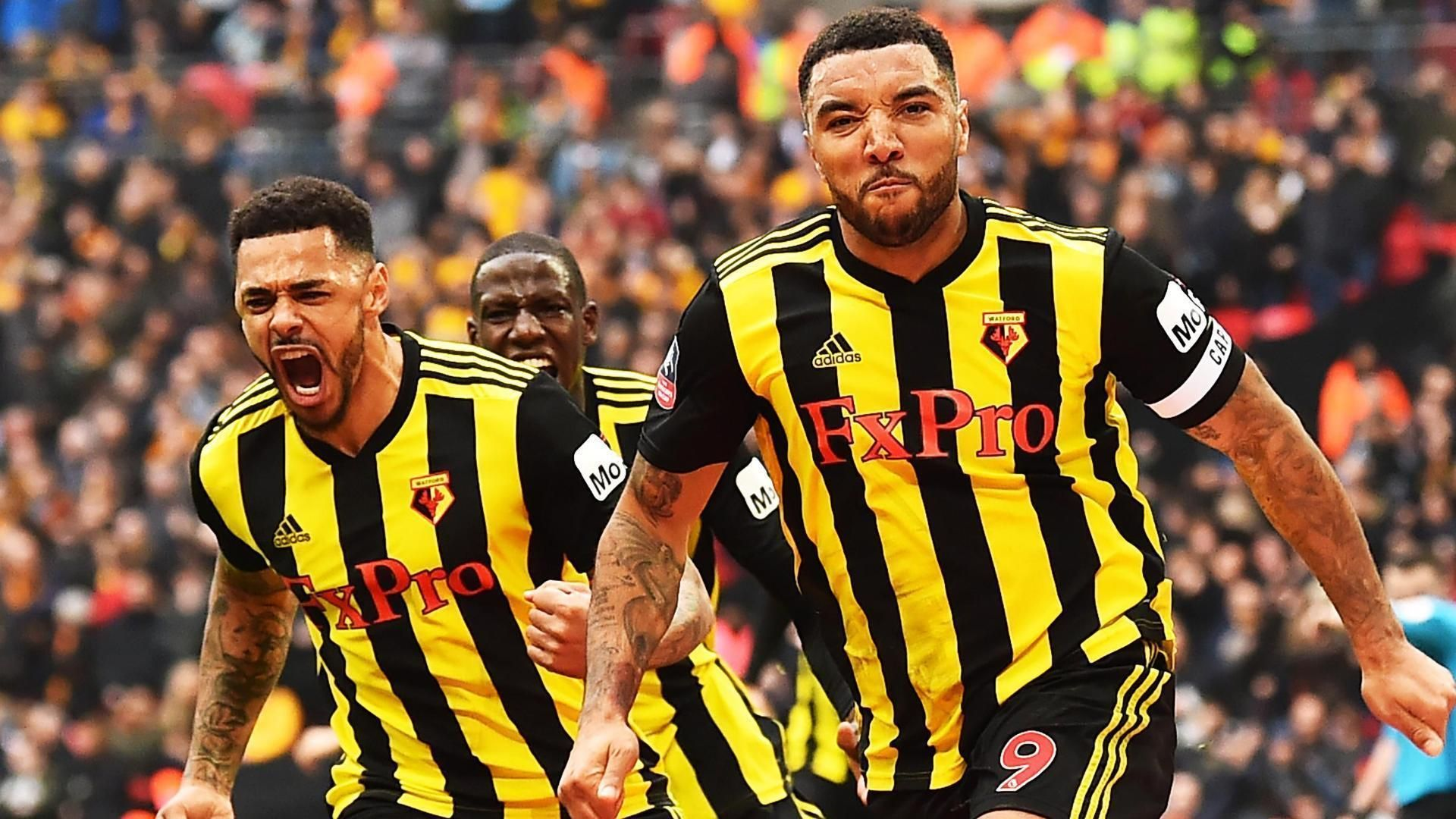Troy Deeney's long journey from prison to the FA Cup final with Watford 3