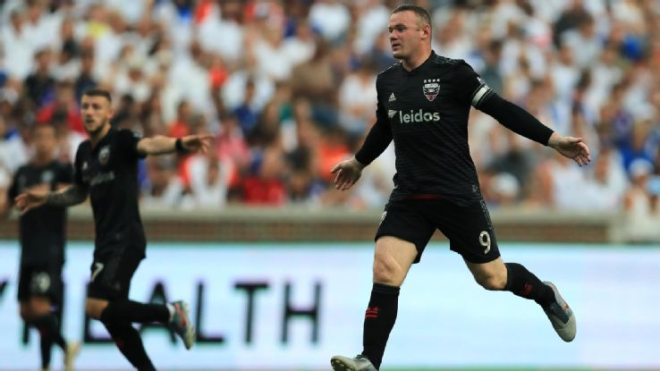 Rooney to leave D.C. United for player-coach role 4