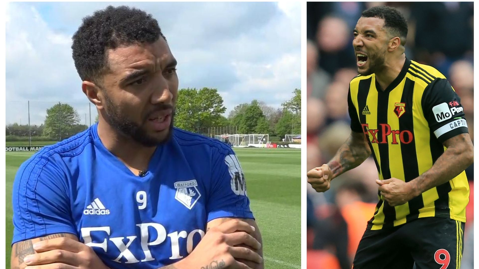 Troy Deeney's long journey from prison to the FA Cup final with Watford 2