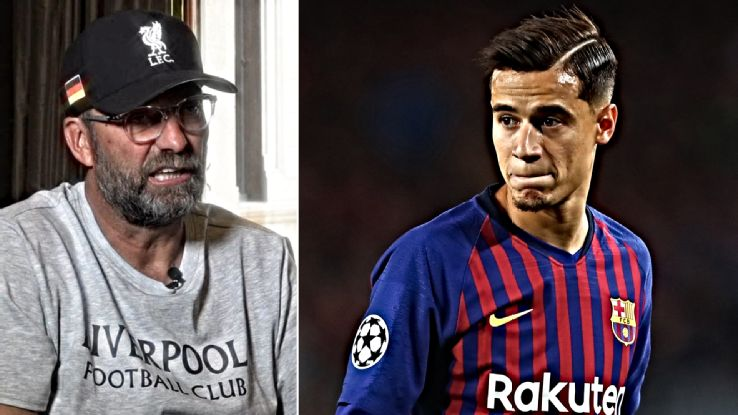 Sources - Spurs in for Coutinho Arsenal aren't 2