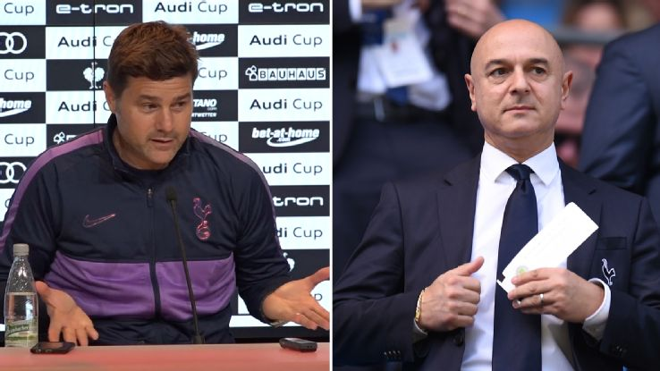 Poch worried about Alli injury record 5