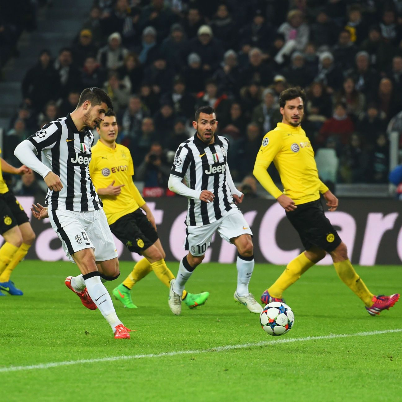Overcoming Juventus could lift Borussia Dortmund's otherwise disappointing season - ESPN FC