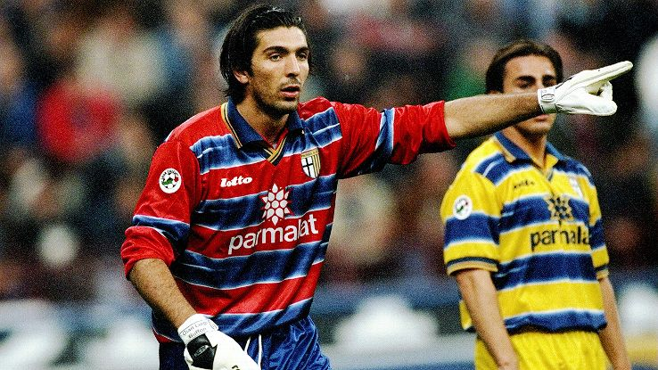 Image result for buffon parma