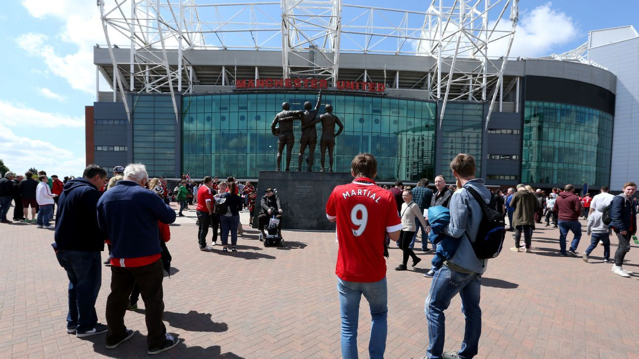 Manchester United announce new partnership deal with Uber