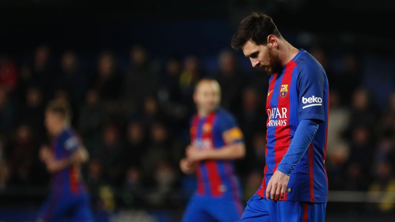 Barcelona's Lionel Messi to miss Best FIFA Football Awards ceremony