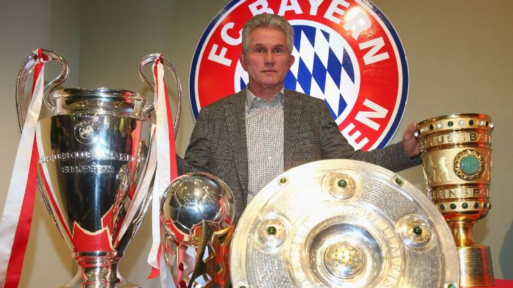 Image result for jupp heynckes bayern munich