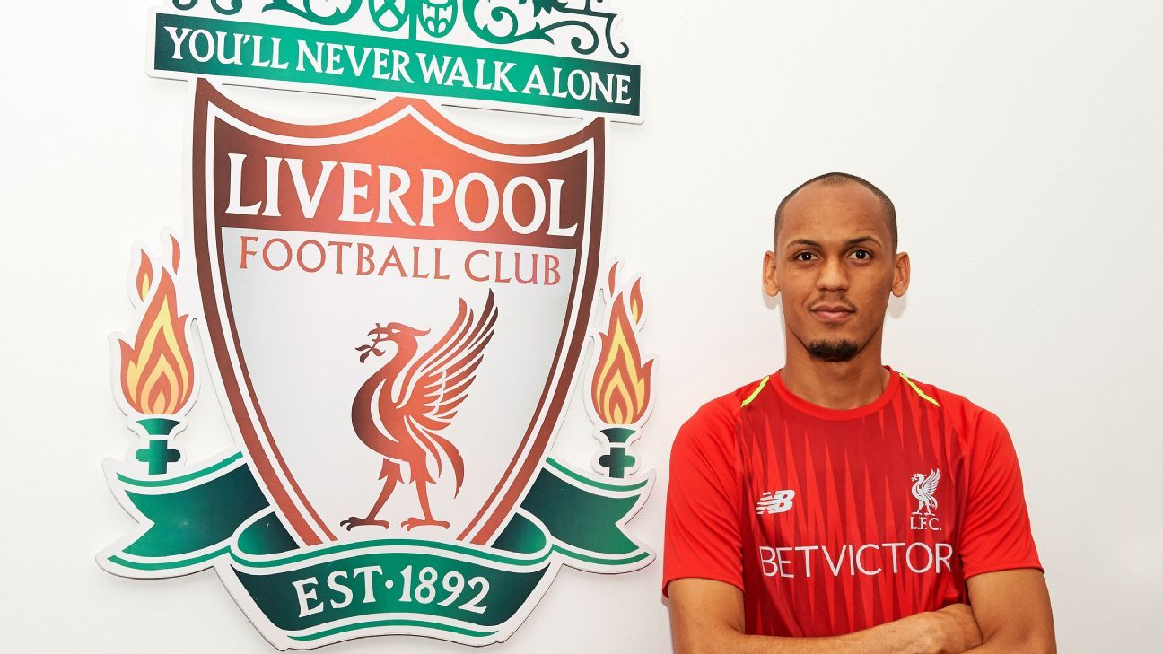 Fabinho's arrival should be the first of a few this summer at Anfield, and it's a much-needed boost of quality to a tired squad.