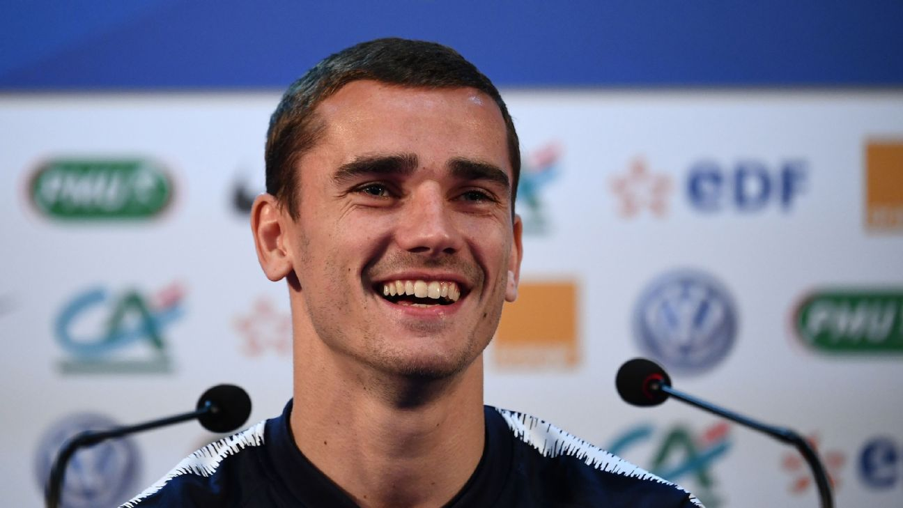 Griezmann and France are one step from the World Cup title and in some ways, a reminder of La Liga's potency.