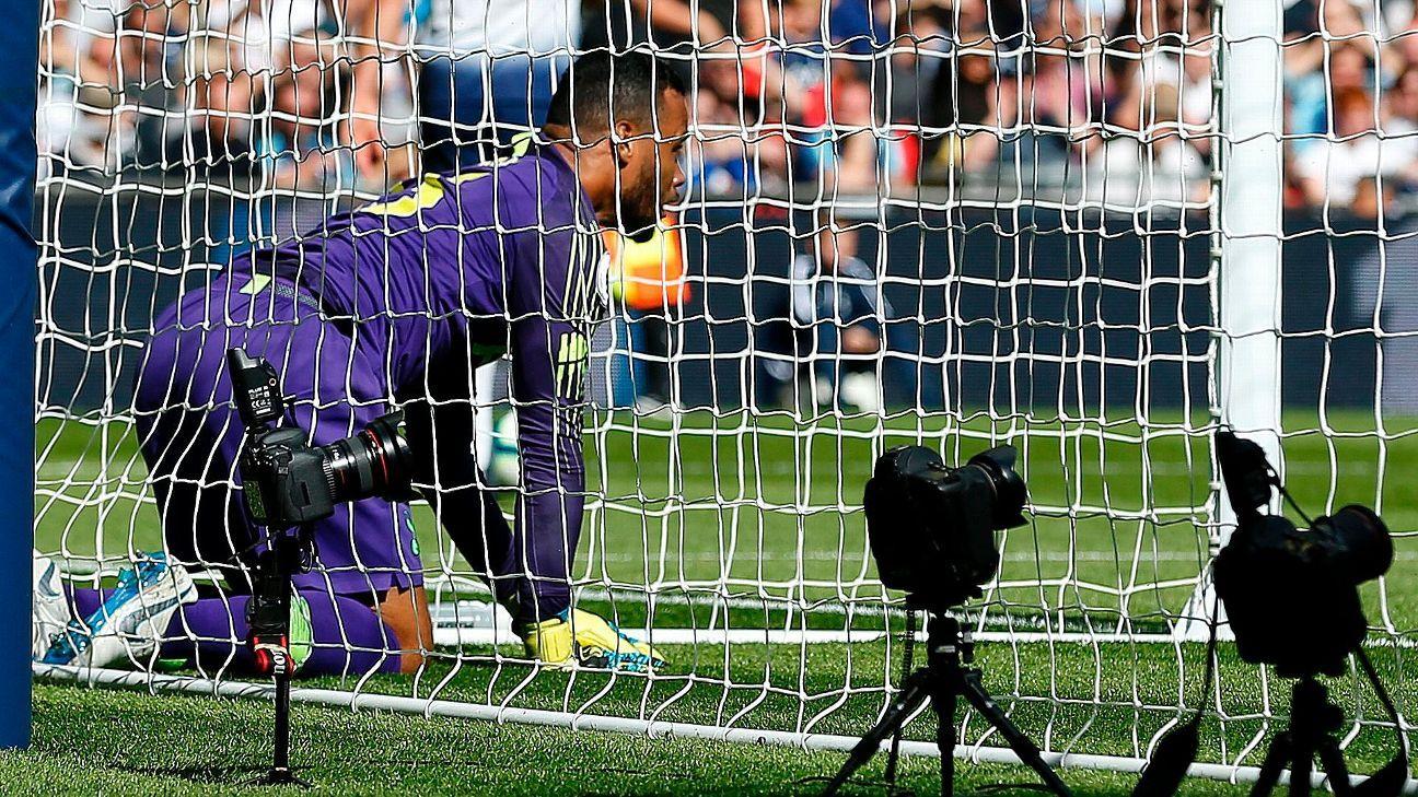 Tottenham's Mauricio Pochettino won't blame Michel Vorm ...