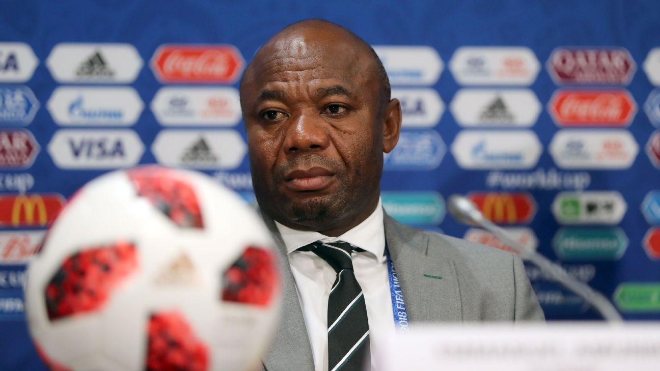 Tanzania sack coach Amunike after winless Afcon 1