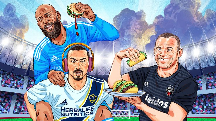 MLS Player Poll: pro/rel, superheroes, cheat food, Kanye vs. Drake and more 1