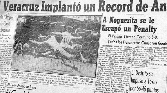 Veracruz, con el mejor recuerdo de Monterrey; la mayor goleada