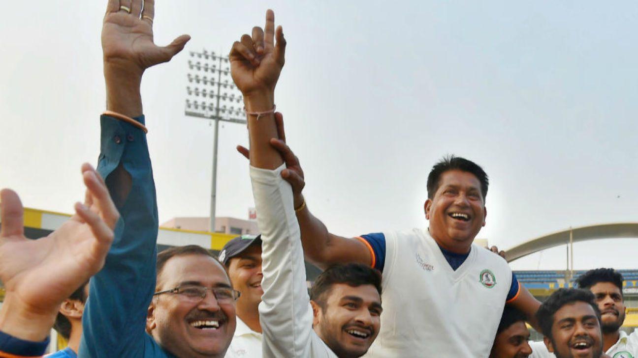 Chandrakant Pandit moves from Vidarbha to MP as head coach