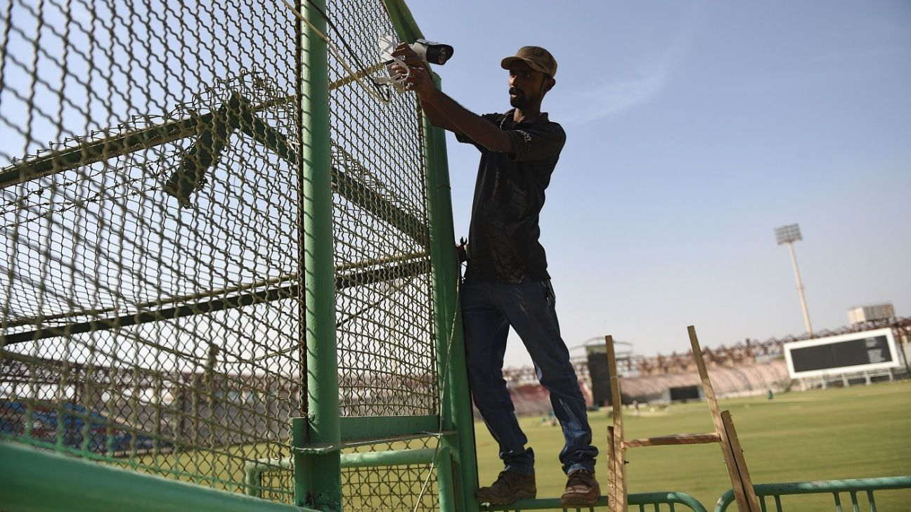 Sri Lanka Cricket to reassess security in Pakistan after terror threat
