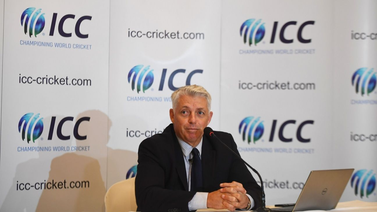 Foreign players' comfort levels in Pakistan 'growing all the time' - David Richardson