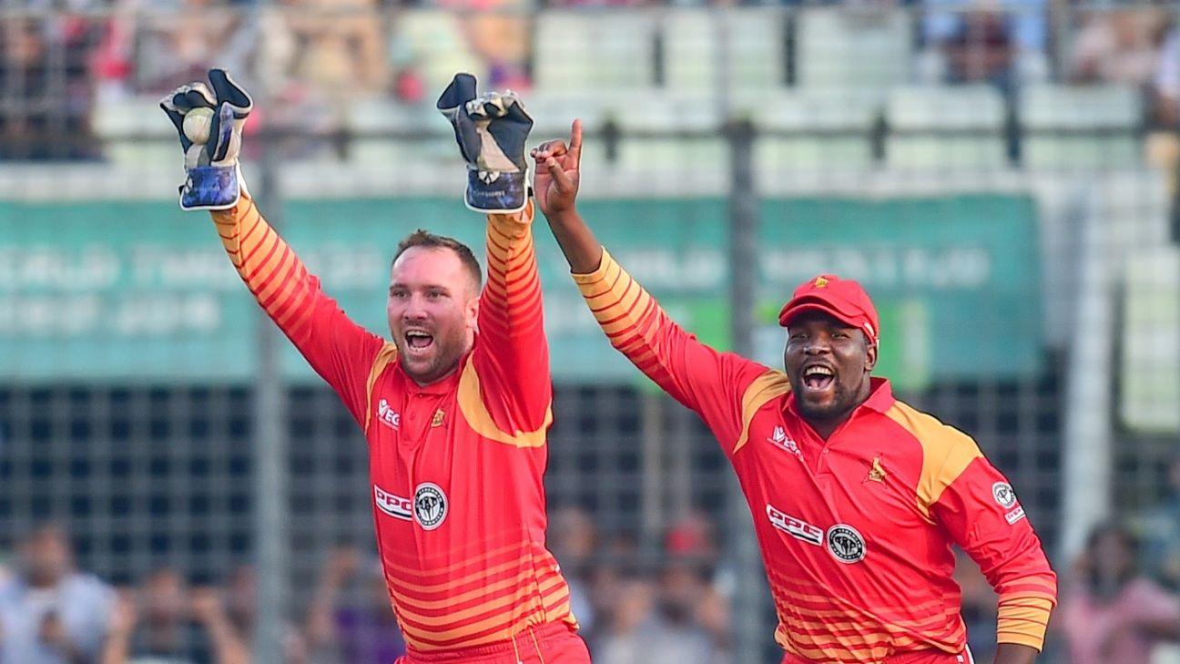 Brendan Taylor, Hamilton Masakadza back in Zimbabwe squad