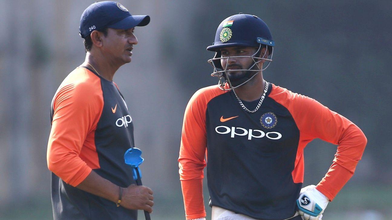 Vikram Rathour set to replace Bangar as new batting coach