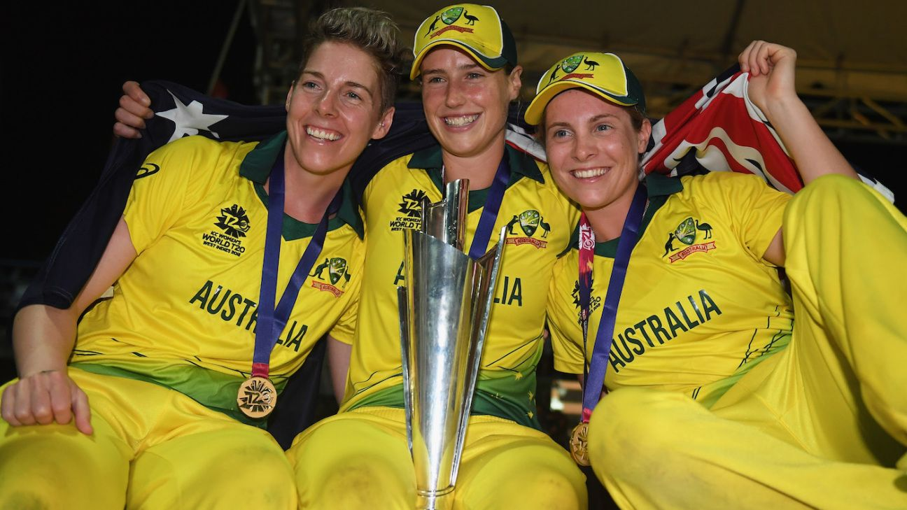 MCC throw support behind women's cricket at 2022 Commonwealth Games