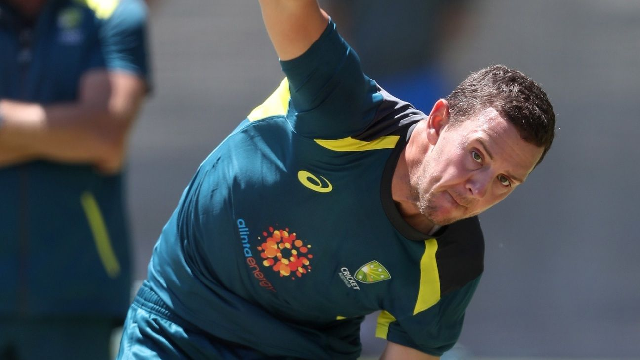 Trying to avoid the World Cup as much as I can - Josh Hazlewood