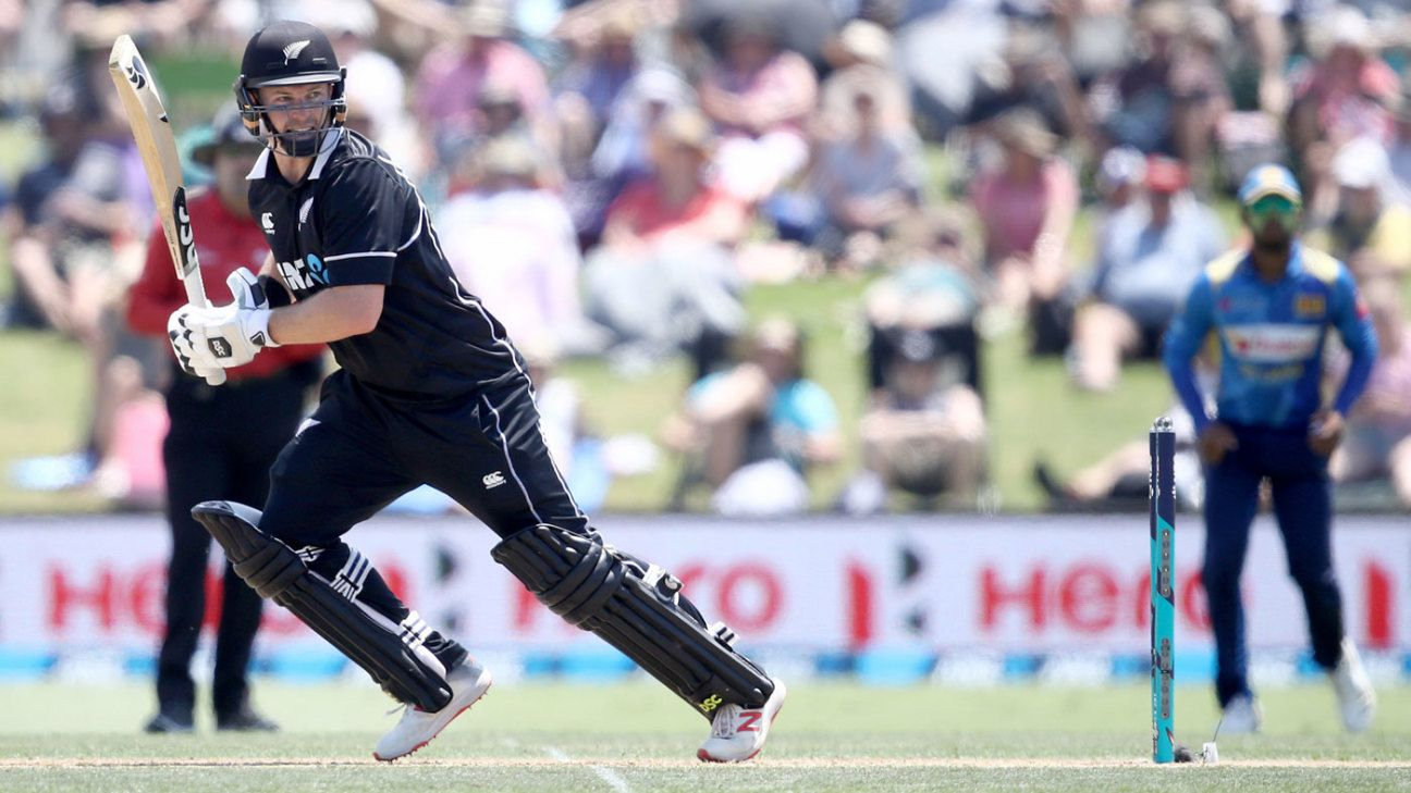 Colin Munro aims to tweak code T20 to suit ODI requirement