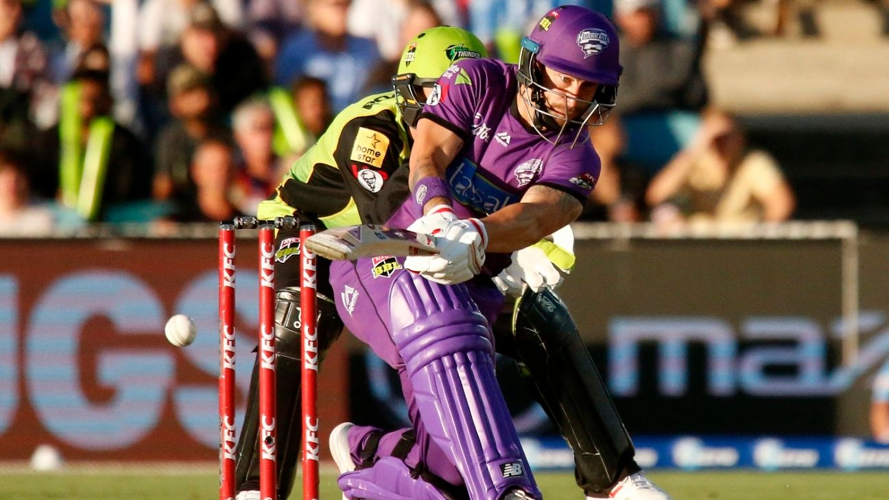 BBL previews: Hobart Hurricanes and Melbourne Renegades
