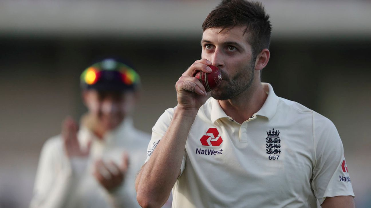 Mark Wood says five-wicket haul finally proves he is an England player