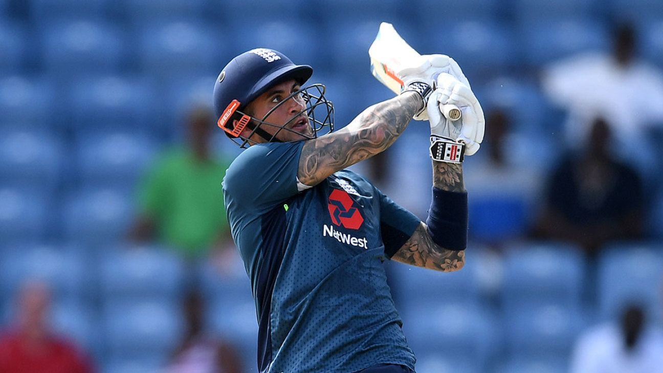Alex Hales given leave by Notts due to 'personal reasons'