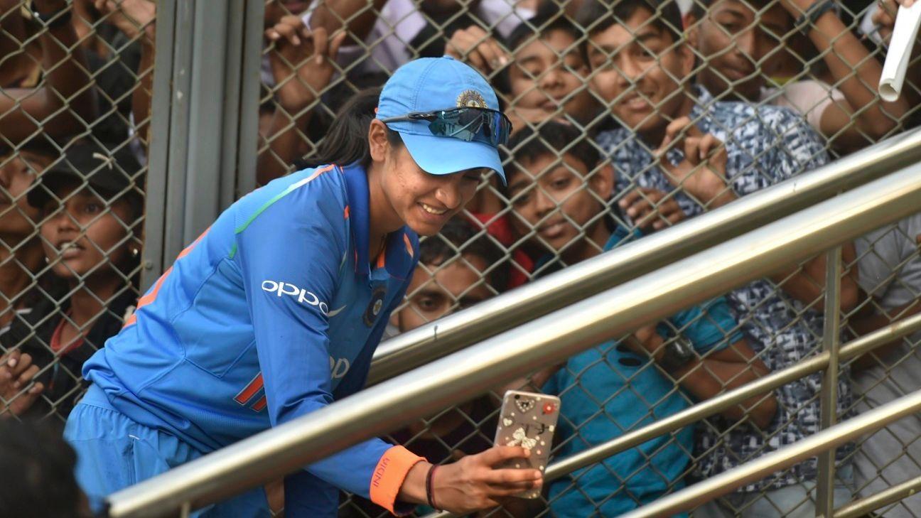 'Only focused on winning, rest will follow' - Smriti Mandhana