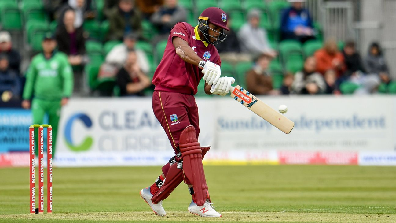 Chris Gayle appointed West Indies vice-captain for World Cup