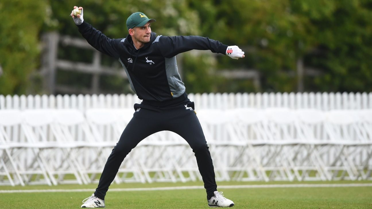 Alex Hales' dropping a message bad behaviour 'won't be tolerated'