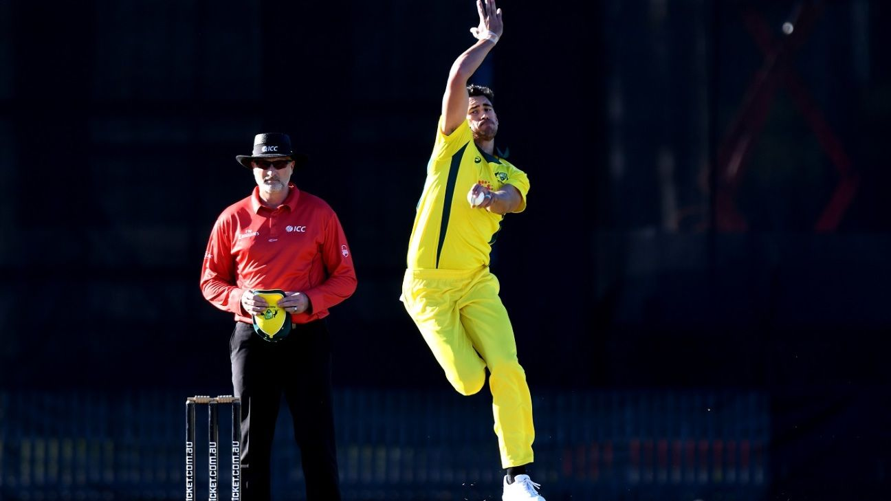 Finch ponders tactics to counter World Cup run-fests