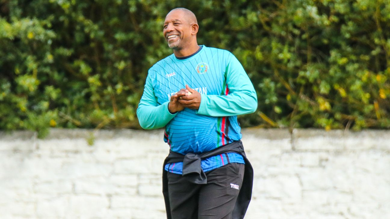Three years after controversial exit, Phil Simmons returns to coach West Indies