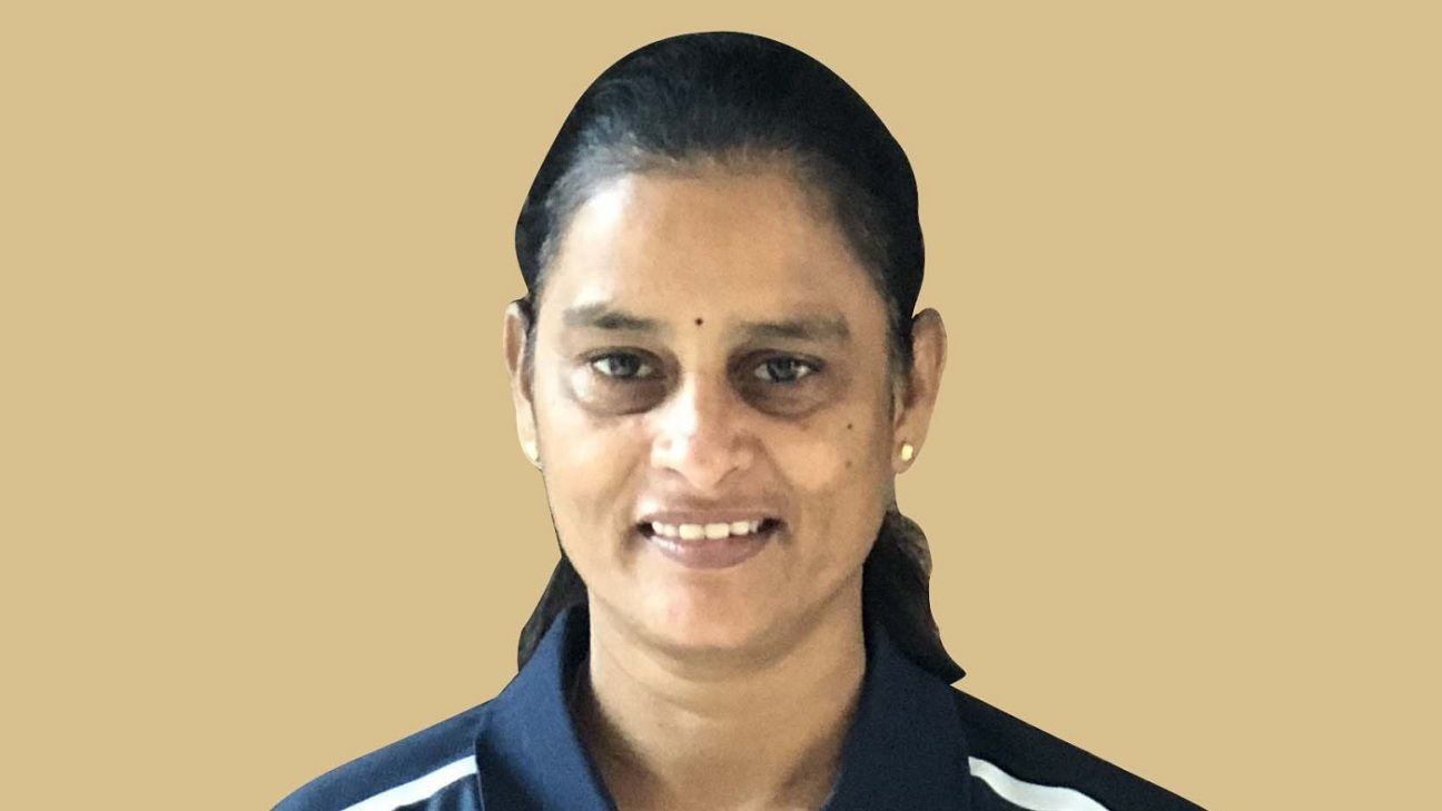 GS Lakshmi becomes first woman to be ICC match referee