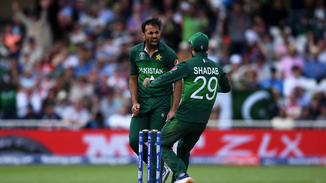 Live Report - Pakistan v South Africa