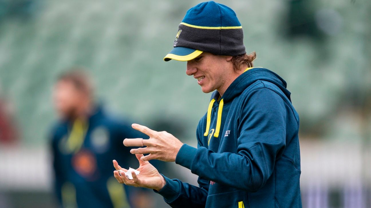 The Buzz: Adam Zampa explains the Junction Oval pitch