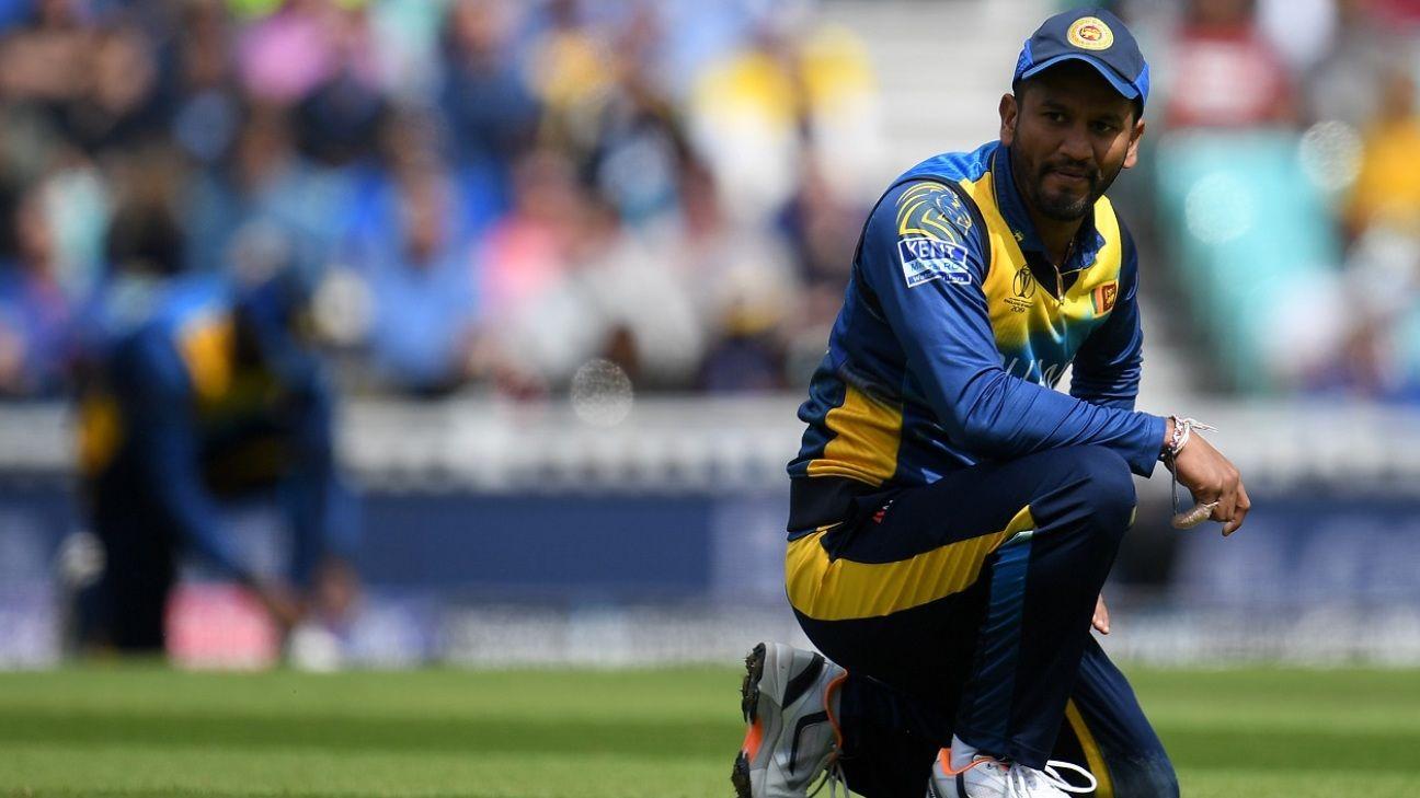 Dysfunction, hope, more dysfunction; Sri Lanka's World Cup rolls on