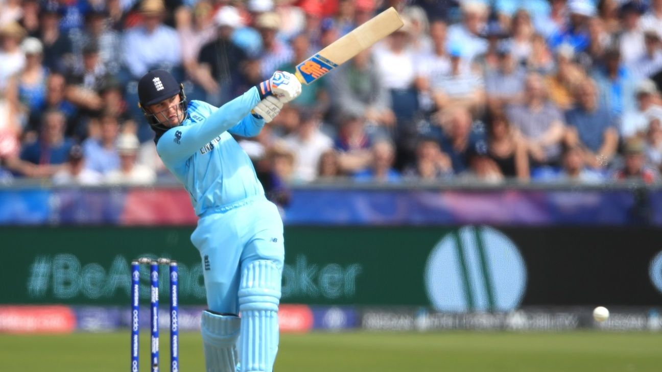 'Mentally and physically I'm right where I wanted to be' - Jason Roy