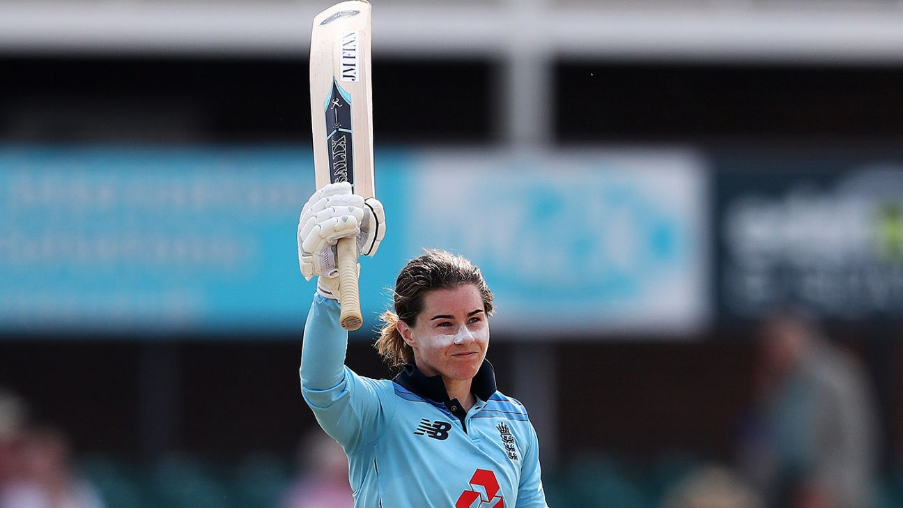 Tammy Beaumont joins Melbourne Renegades for the WBBL