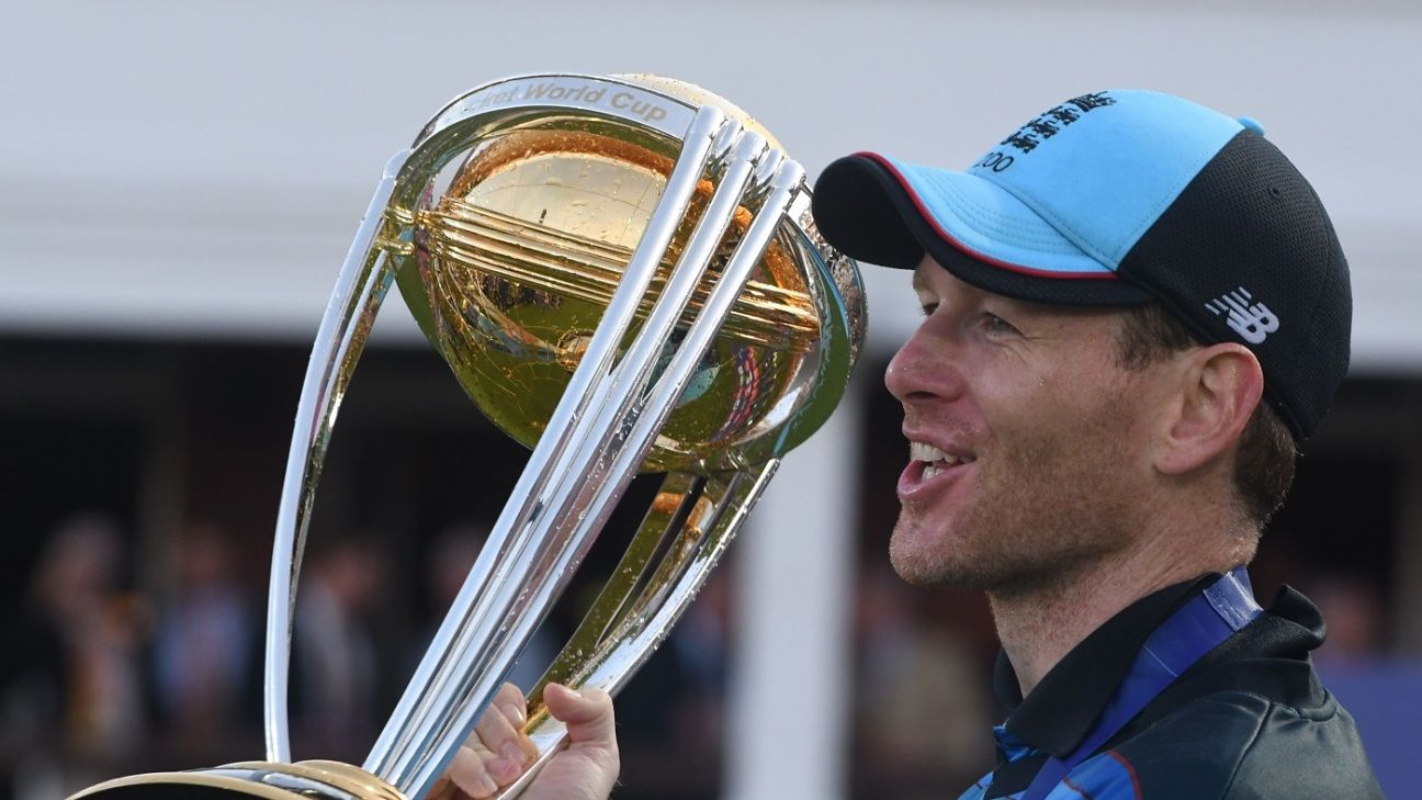 Eoin Morgan admits back injury key to captaincy future