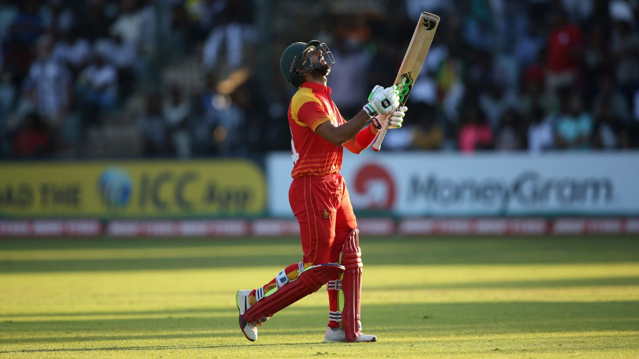 'Do we just burn our kits and apply for jobs?' – Sikandar Raza
