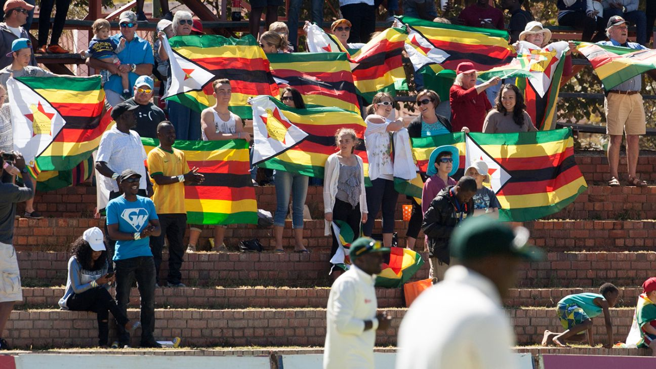 Explainer: Zimbabwe's ICC suspension and its implications
