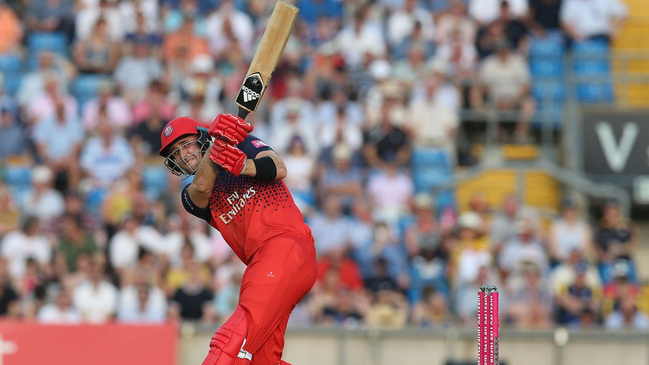 Lancashire to shift 'home' Vitality Blast quarter-final to Chester-le-Street