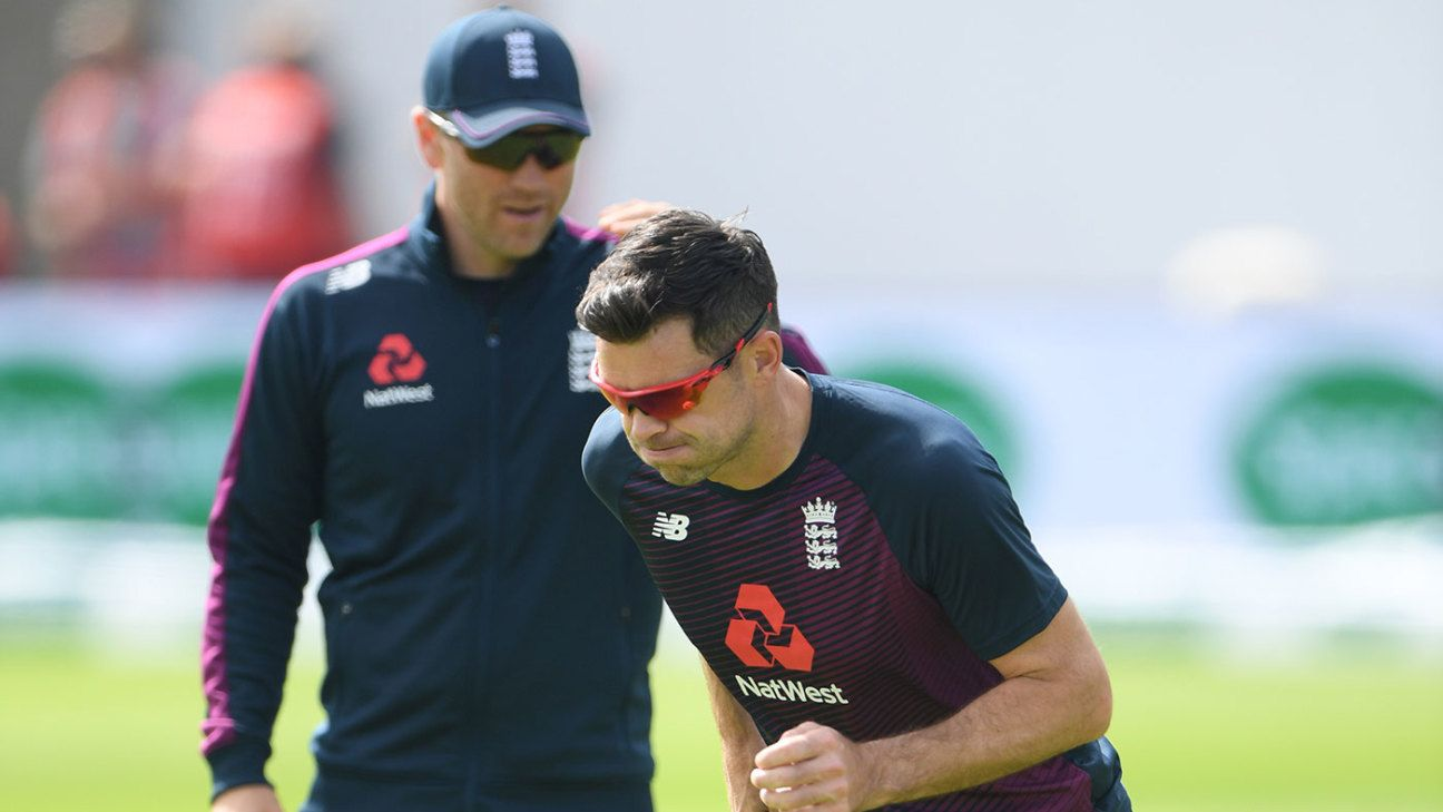 James Anderson to step up Ashes comeback plan with Lancashire Second XI