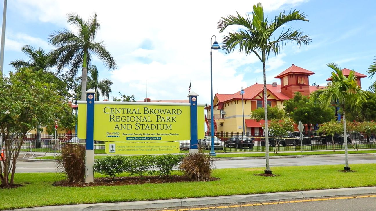 Central Broward Regional Park, Lauderhill set to host first ODIs on USA soil