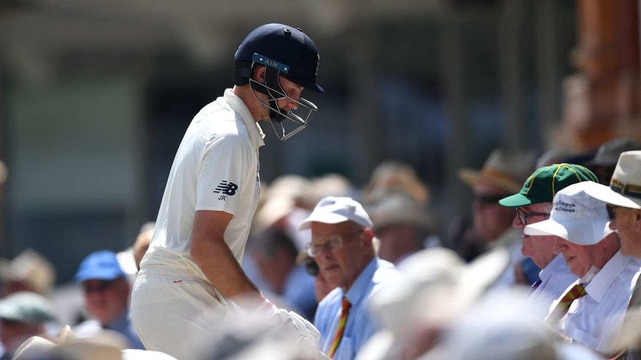 Has Joe Root fallen out of the Fab Four?