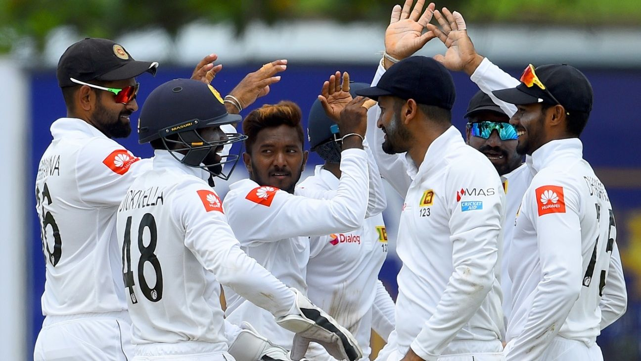 Fernando: Sri Lanka are winning, but it's in spite of the system