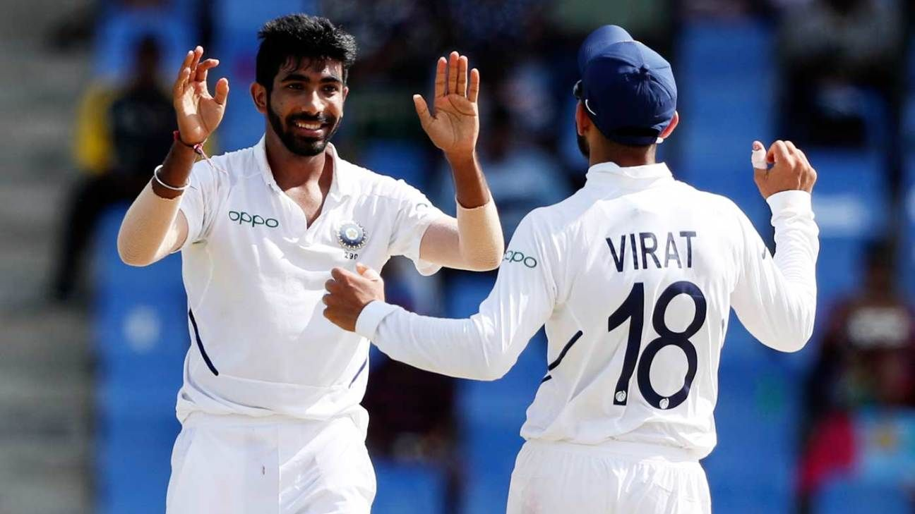 Jasprit Bumrah out of South Africa Tests with stress fracture