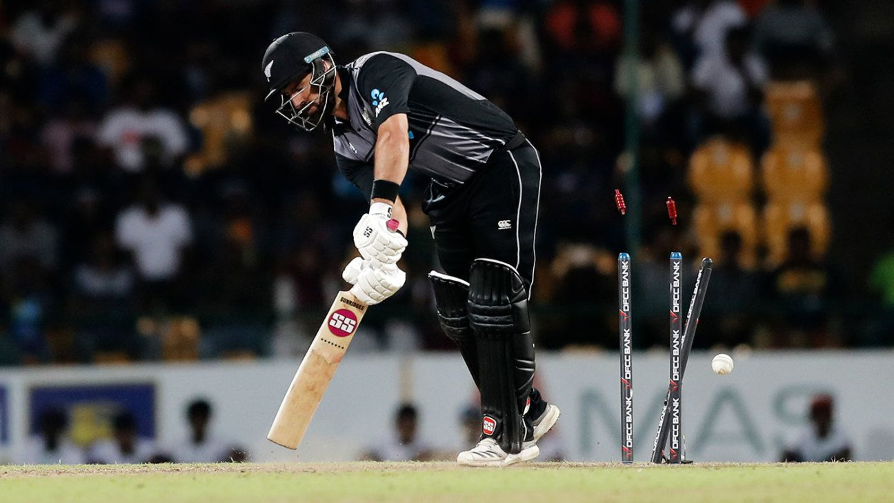 Are New Zealand's four golden ducks against Sri Lanka a T20I record?