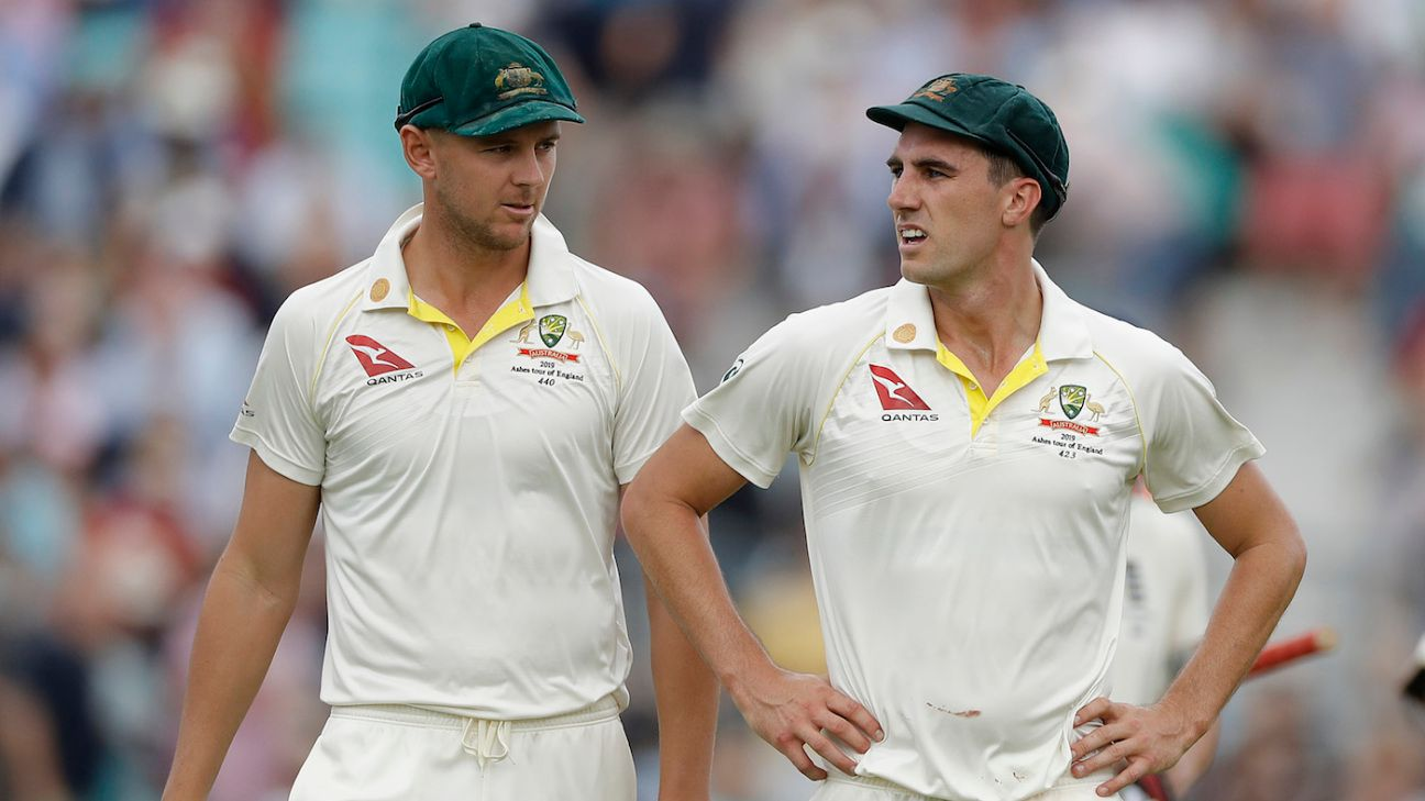 The Ashes have shown again how important bowling pairs are in Tests
