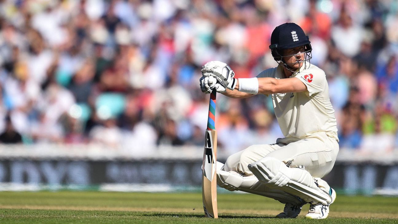 No hundred, but no complaints for England's nearly man Joe Denly
